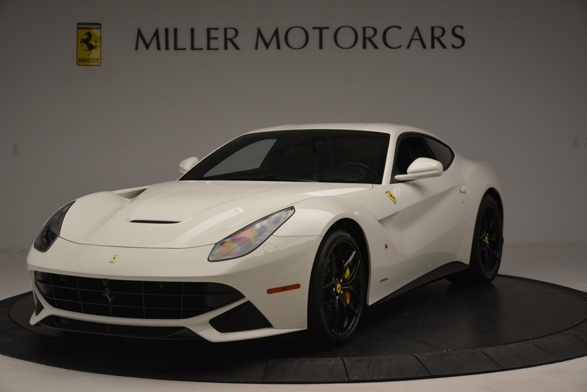 Used 2015 Ferrari F12 Berlinetta for sale Sold at Rolls-Royce Motor Cars Greenwich in Greenwich CT 06830 1