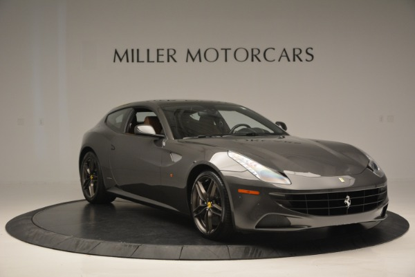 Used 2014 Ferrari FF Base for sale Call for price at Rolls-Royce Motor Cars Greenwich in Greenwich CT 06830 11