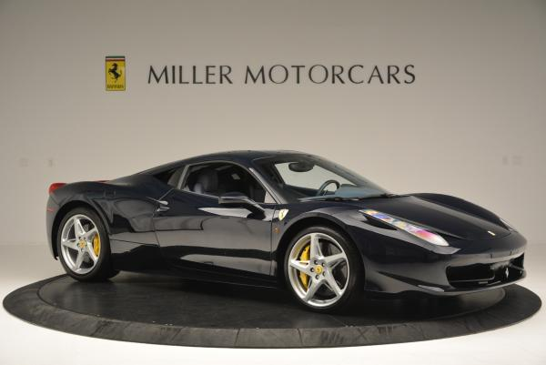 Used 2012 Ferrari 458 Italia for sale Sold at Rolls-Royce Motor Cars Greenwich in Greenwich CT 06830 10