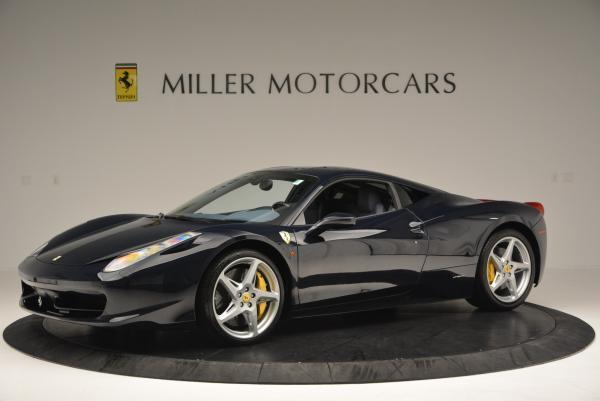 Used 2012 Ferrari 458 Italia for sale Sold at Rolls-Royce Motor Cars Greenwich in Greenwich CT 06830 2