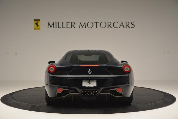 Used 2012 Ferrari 458 Italia for sale Sold at Rolls-Royce Motor Cars Greenwich in Greenwich CT 06830 6