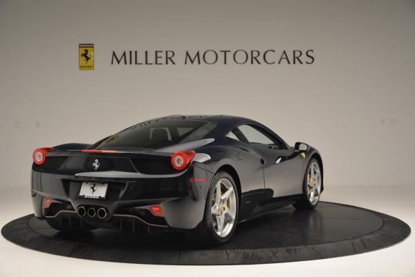 Used 2012 Ferrari 458 Italia for sale Sold at Rolls-Royce Motor Cars Greenwich in Greenwich CT 06830 7