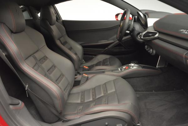 Used 2011 Ferrari 458 Italia for sale Sold at Rolls-Royce Motor Cars Greenwich in Greenwich CT 06830 18