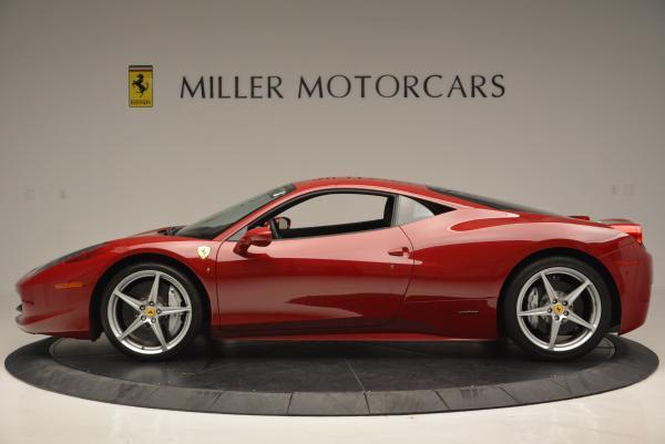 Used 2011 Ferrari 458 Italia for sale Sold at Rolls-Royce Motor Cars Greenwich in Greenwich CT 06830 3
