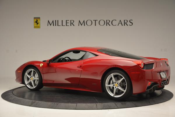 Used 2011 Ferrari 458 Italia for sale Sold at Rolls-Royce Motor Cars Greenwich in Greenwich CT 06830 4