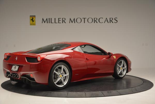 Used 2011 Ferrari 458 Italia for sale Sold at Rolls-Royce Motor Cars Greenwich in Greenwich CT 06830 8