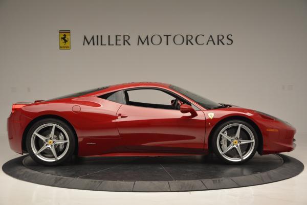 Used 2011 Ferrari 458 Italia for sale Sold at Rolls-Royce Motor Cars Greenwich in Greenwich CT 06830 9