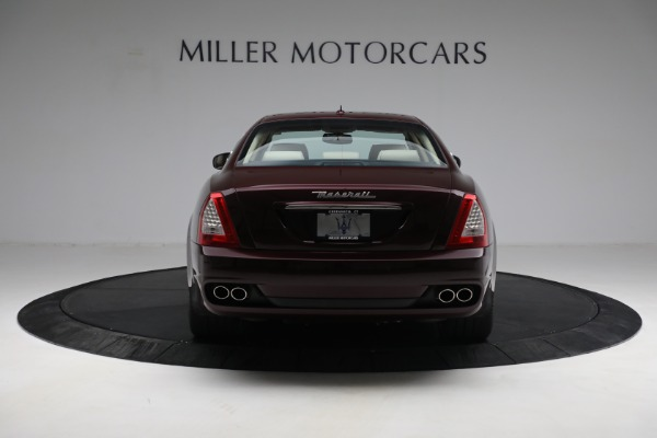 Used 2011 Maserati Quattroporte for sale Sold at Rolls-Royce Motor Cars Greenwich in Greenwich CT 06830 7