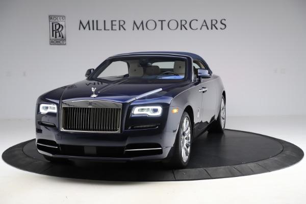 Used 2016 Rolls-Royce Dawn for sale $243,900 at Rolls-Royce Motor Cars Greenwich in Greenwich CT 06830 14
