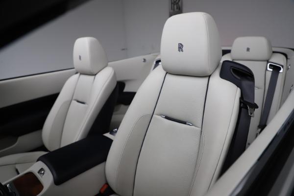 Used 2016 Rolls-Royce Dawn for sale $243,900 at Rolls-Royce Motor Cars Greenwich in Greenwich CT 06830 25