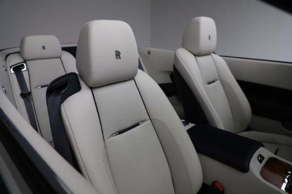 Used 2016 Rolls-Royce Dawn for sale $243,900 at Rolls-Royce Motor Cars Greenwich in Greenwich CT 06830 26
