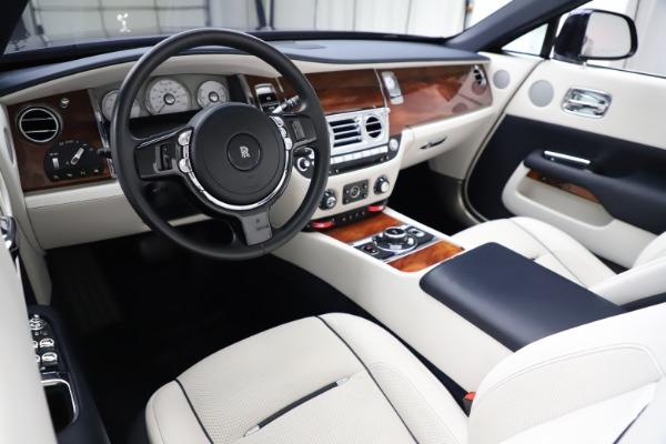Used 2016 Rolls-Royce Dawn for sale $243,900 at Rolls-Royce Motor Cars Greenwich in Greenwich CT 06830 27
