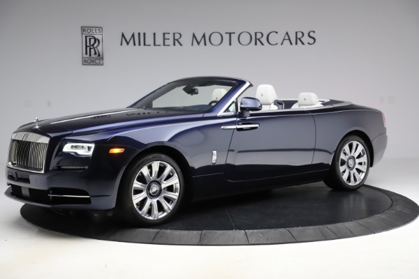 Used 2016 Rolls-Royce Dawn for sale $243,900 at Rolls-Royce Motor Cars Greenwich in Greenwich CT 06830 3