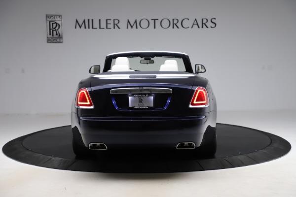 Used 2016 Rolls-Royce Dawn for sale Sold at Rolls-Royce Motor Cars Greenwich in Greenwich CT 06830 7