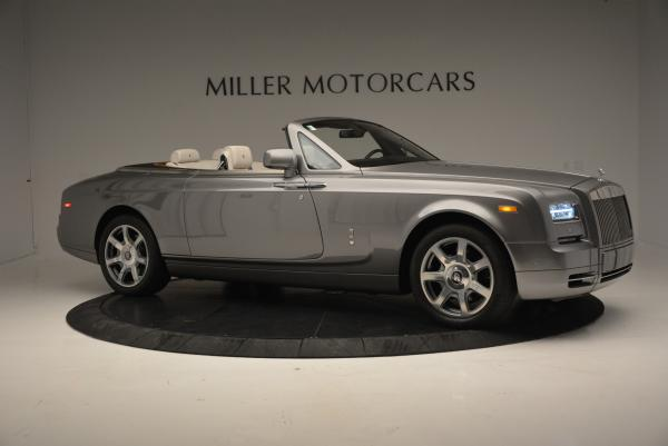 Used 2015 Rolls-Royce Phantom Drophead Coupe for sale Sold at Rolls-Royce Motor Cars Greenwich in Greenwich CT 06830 10