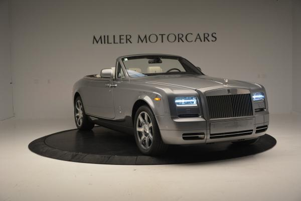 Used 2015 Rolls-Royce Phantom Drophead Coupe for sale Sold at Rolls-Royce Motor Cars Greenwich in Greenwich CT 06830 11