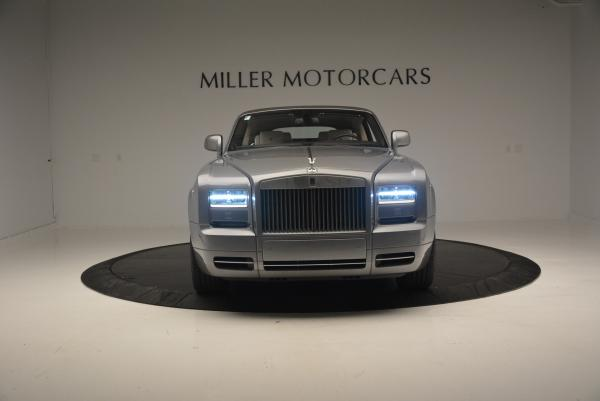 Used 2015 Rolls-Royce Phantom Drophead Coupe for sale Sold at Rolls-Royce Motor Cars Greenwich in Greenwich CT 06830 13