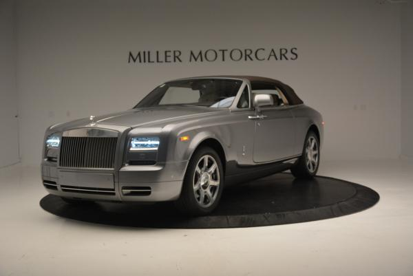 Used 2015 Rolls-Royce Phantom Drophead Coupe for sale Sold at Rolls-Royce Motor Cars Greenwich in Greenwich CT 06830 14