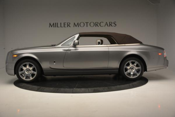 Used 2015 Rolls-Royce Phantom Drophead Coupe for sale Sold at Rolls-Royce Motor Cars Greenwich in Greenwich CT 06830 16