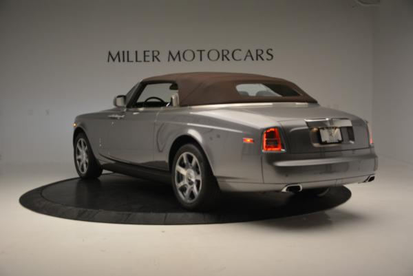 Used 2015 Rolls-Royce Phantom Drophead Coupe for sale Sold at Rolls-Royce Motor Cars Greenwich in Greenwich CT 06830 18