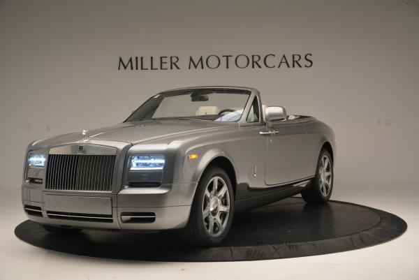 Used 2015 Rolls-Royce Phantom Drophead Coupe for sale Sold at Rolls-Royce Motor Cars Greenwich in Greenwich CT 06830 2