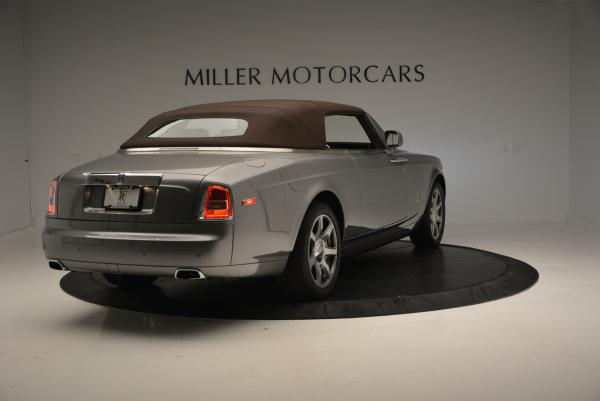Used 2015 Rolls-Royce Phantom Drophead Coupe for sale Sold at Rolls-Royce Motor Cars Greenwich in Greenwich CT 06830 20
