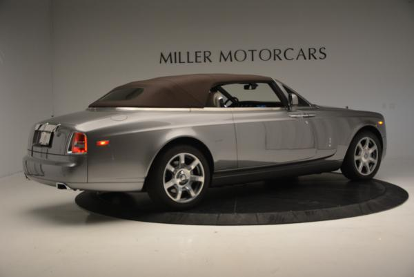 Used 2015 Rolls-Royce Phantom Drophead Coupe for sale Sold at Rolls-Royce Motor Cars Greenwich in Greenwich CT 06830 21
