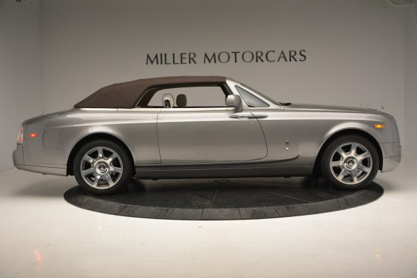 Used 2015 Rolls-Royce Phantom Drophead Coupe for sale Sold at Rolls-Royce Motor Cars Greenwich in Greenwich CT 06830 22