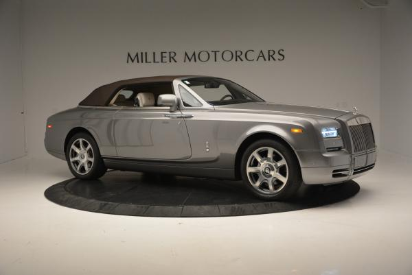Used 2015 Rolls-Royce Phantom Drophead Coupe for sale Sold at Rolls-Royce Motor Cars Greenwich in Greenwich CT 06830 23