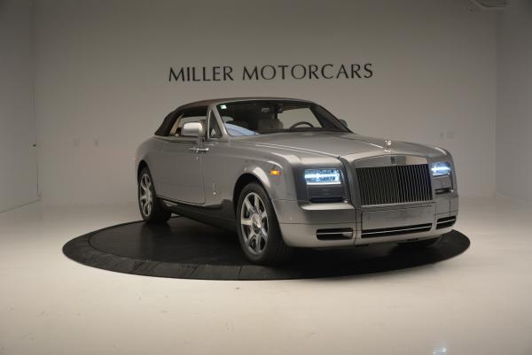 Used 2015 Rolls-Royce Phantom Drophead Coupe for sale Sold at Rolls-Royce Motor Cars Greenwich in Greenwich CT 06830 24