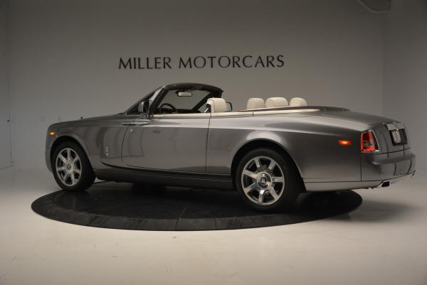 Used 2015 Rolls-Royce Phantom Drophead Coupe for sale Sold at Rolls-Royce Motor Cars Greenwich in Greenwich CT 06830 4