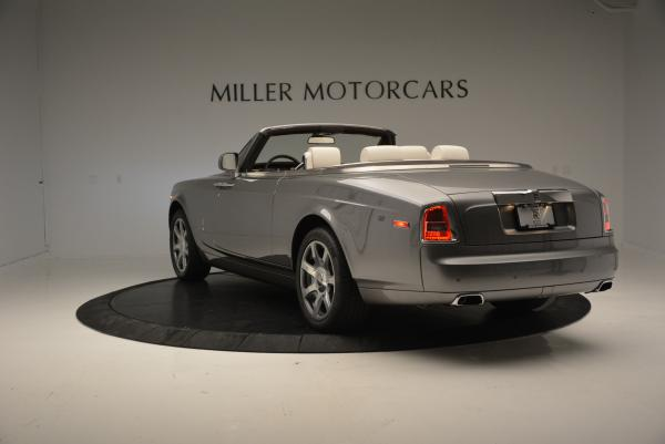 Used 2015 Rolls-Royce Phantom Drophead Coupe for sale Sold at Rolls-Royce Motor Cars Greenwich in Greenwich CT 06830 5