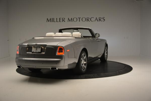 Used 2015 Rolls-Royce Phantom Drophead Coupe for sale Sold at Rolls-Royce Motor Cars Greenwich in Greenwich CT 06830 7