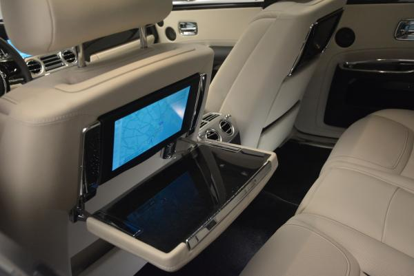Used 2016 Rolls-Royce Ghost for sale Sold at Rolls-Royce Motor Cars Greenwich in Greenwich CT 06830 23