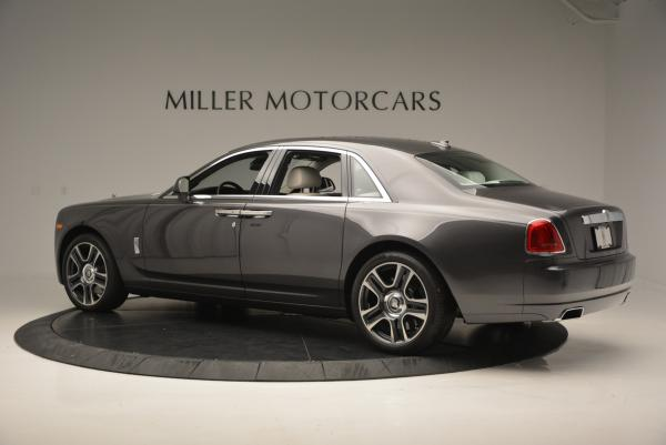 Used 2016 Rolls-Royce Ghost for sale Sold at Rolls-Royce Motor Cars Greenwich in Greenwich CT 06830 5
