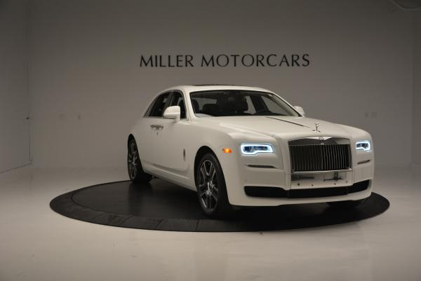 Used 2017 Rolls-Royce Ghost for sale Sold at Rolls-Royce Motor Cars Greenwich in Greenwich CT 06830 11