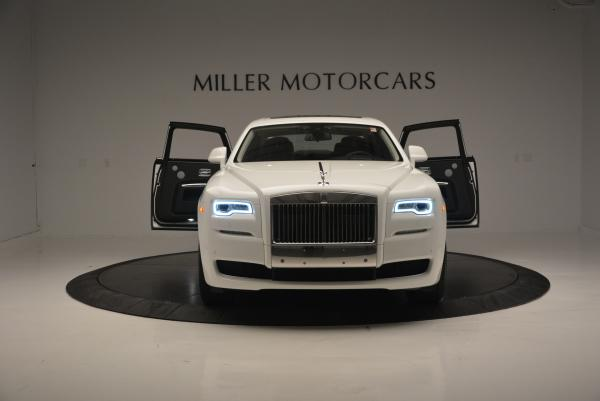 Used 2017 Rolls-Royce Ghost for sale Sold at Rolls-Royce Motor Cars Greenwich in Greenwich CT 06830 13