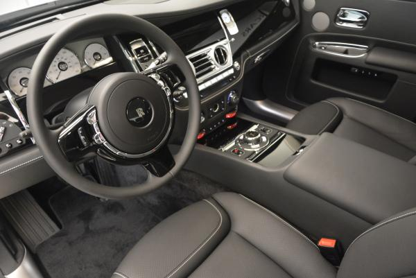 Used 2017 Rolls-Royce Ghost for sale Sold at Rolls-Royce Motor Cars Greenwich in Greenwich CT 06830 19