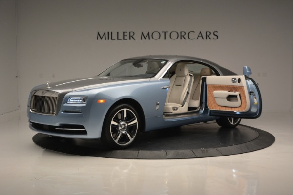 Used 2015 Rolls-Royce Wraith for sale Sold at Rolls-Royce Motor Cars Greenwich in Greenwich CT 06830 14