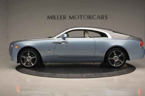 Used 2015 Rolls-Royce Wraith for sale Sold at Rolls-Royce Motor Cars Greenwich in Greenwich CT 06830 3
