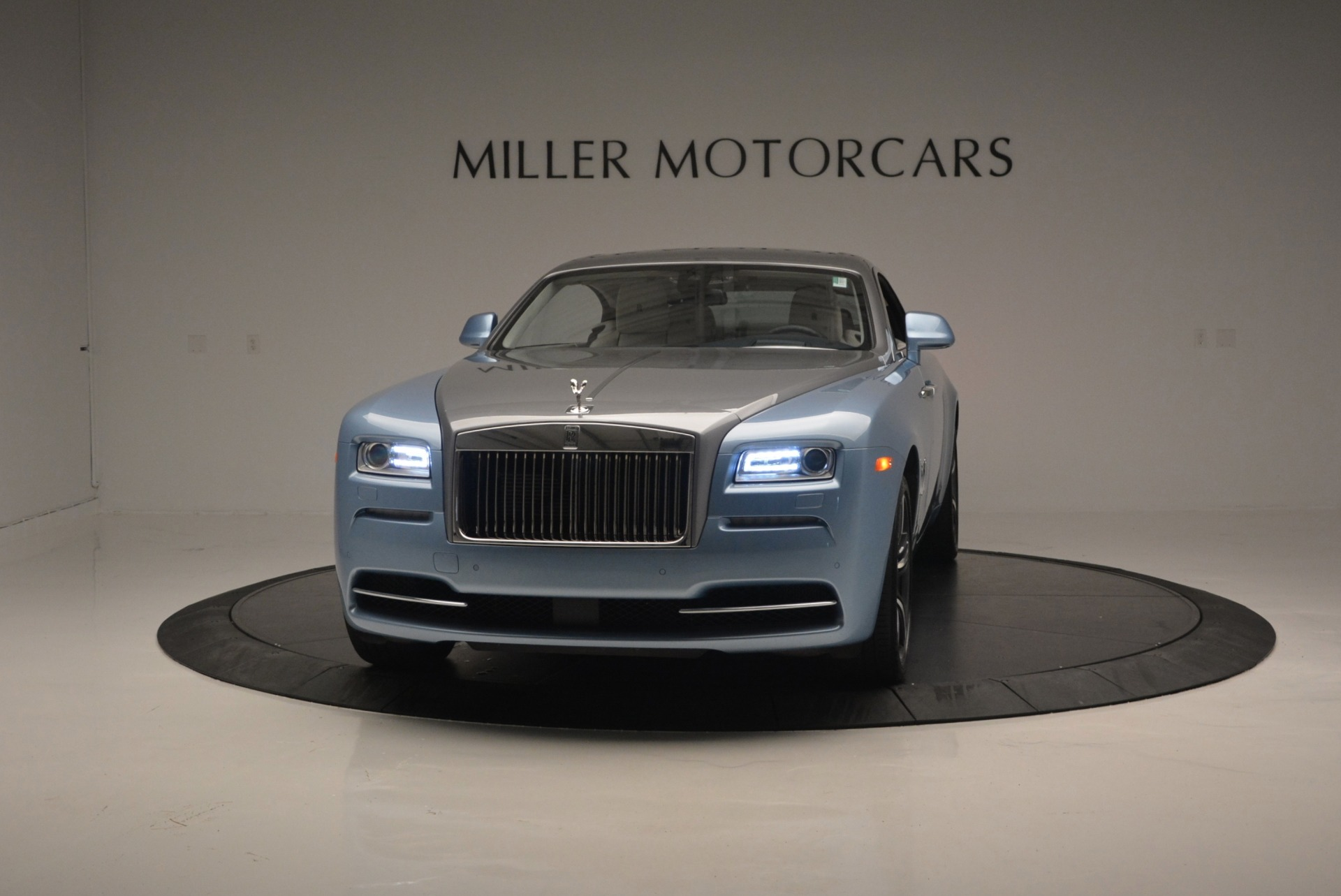 Used 2015 Rolls-Royce Wraith for sale Sold at Rolls-Royce Motor Cars Greenwich in Greenwich CT 06830 1