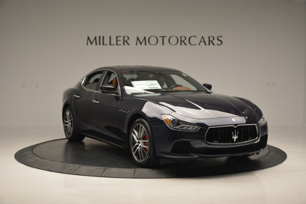 Used 2017 Maserati Ghibli S Q4 - EX Loaner for sale Sold at Rolls-Royce Motor Cars Greenwich in Greenwich CT 06830 11