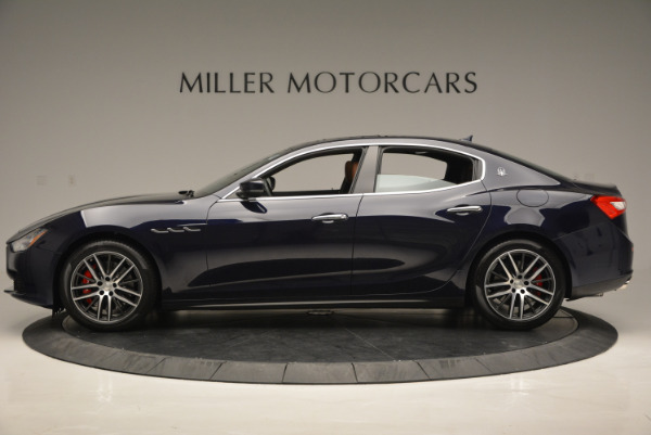 Used 2017 Maserati Ghibli S Q4 - EX Loaner for sale Sold at Rolls-Royce Motor Cars Greenwich in Greenwich CT 06830 3