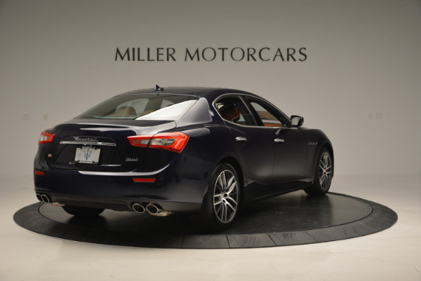 Used 2017 Maserati Ghibli S Q4 - EX Loaner for sale Sold at Rolls-Royce Motor Cars Greenwich in Greenwich CT 06830 7