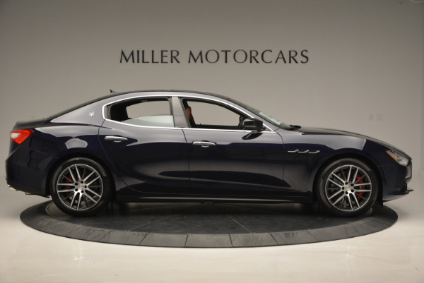 Used 2017 Maserati Ghibli S Q4 - EX Loaner for sale Sold at Rolls-Royce Motor Cars Greenwich in Greenwich CT 06830 9
