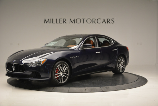 Used 2017 Maserati Ghibli S Q4 - EX Loaner for sale Sold at Rolls-Royce Motor Cars Greenwich in Greenwich CT 06830 2