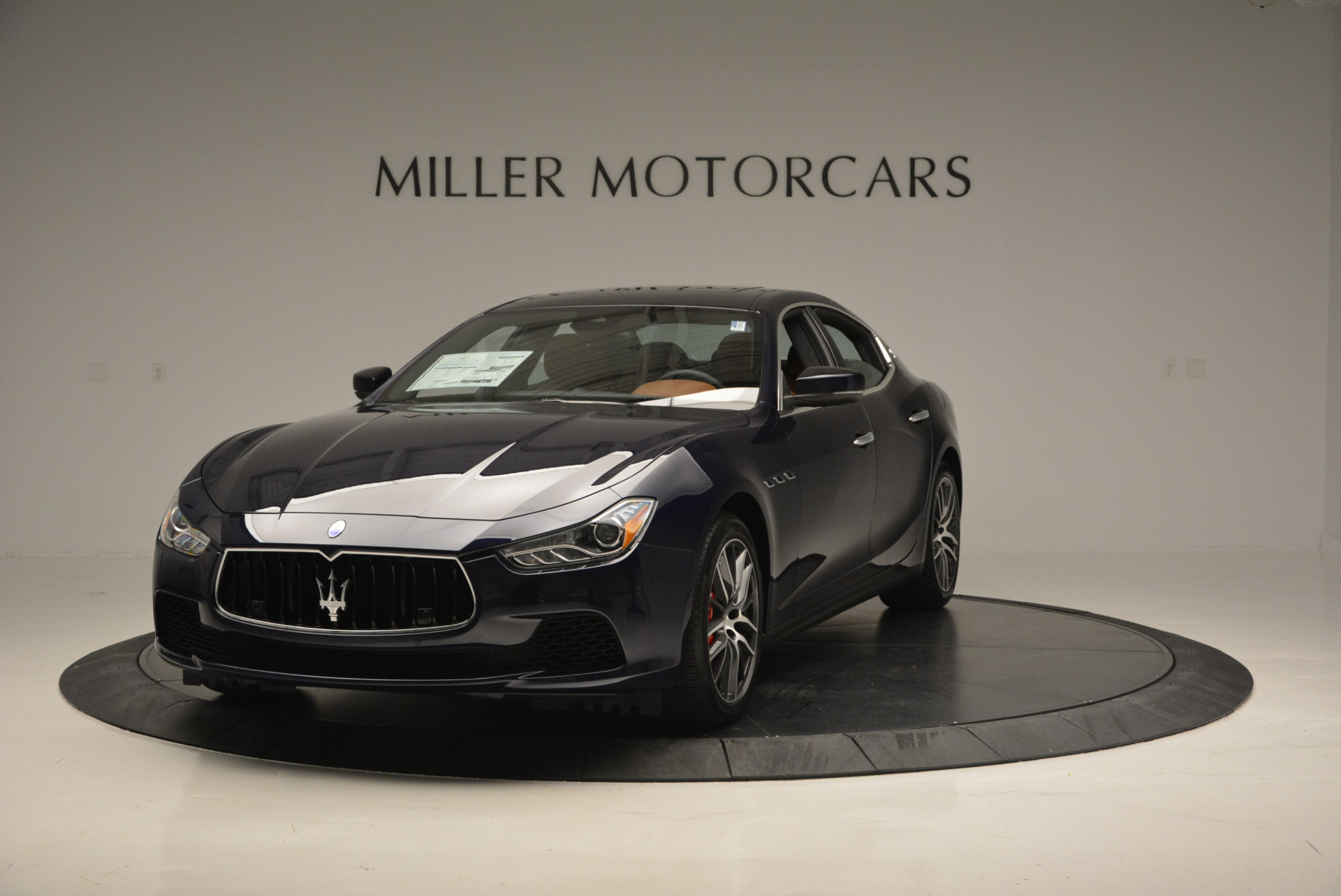 New 2017 Maserati Ghibli S Q4 for sale Sold at Rolls-Royce Motor Cars Greenwich in Greenwich CT 06830 1