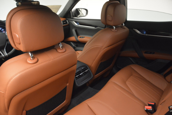 New 2017 Maserati Ghibli S Q4 for sale Sold at Rolls-Royce Motor Cars Greenwich in Greenwich CT 06830 16