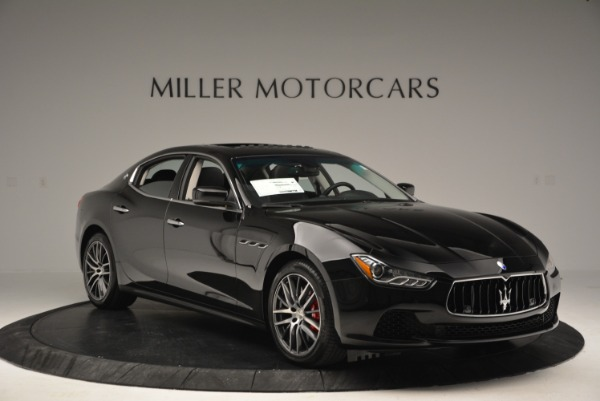 Used 2017 Maserati Ghibli S Q4 - EX Loaner for sale Sold at Rolls-Royce Motor Cars Greenwich in Greenwich CT 06830 4