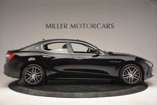 Used 2017 Maserati Ghibli S Q4 - EX Loaner for sale Sold at Rolls-Royce Motor Cars Greenwich in Greenwich CT 06830 6